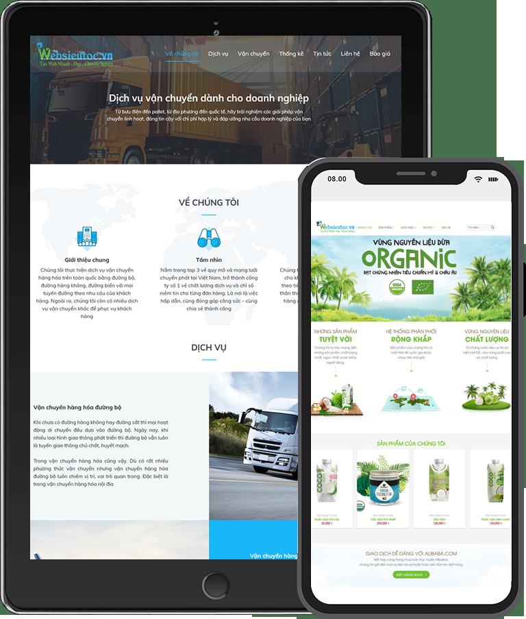 Thiết kế web mobile
