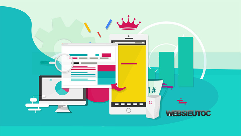lưu ý khi thiết kế web sự kiện