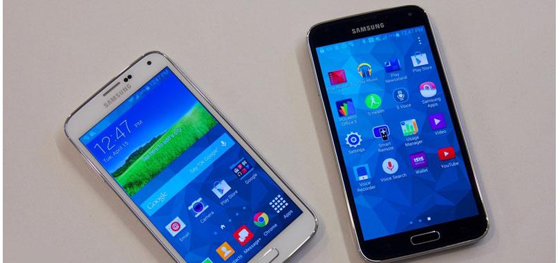 Galaxy S5 Prime màn hình 2K ra mắt tháng 6