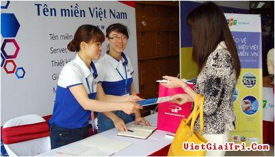 Bảo vệ thương hiệu Việt tên miền .vn