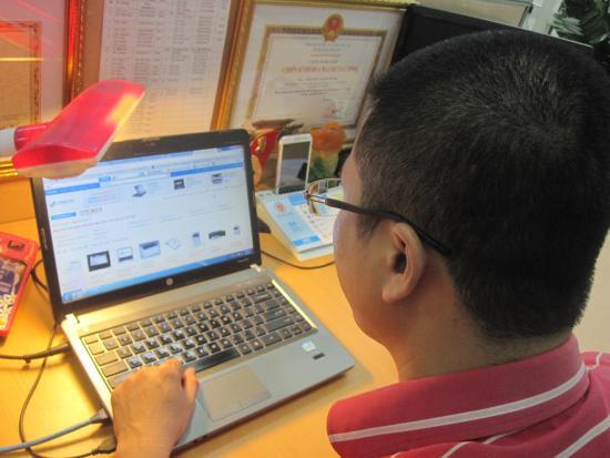 Gian lận trong Thương mại điện tử - Websieutoc.VN