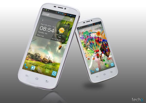 Smartphone nhân 4 giá dưới 3triệu