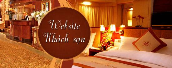 Thiết kế website khách sạn - Websieutoc.VN