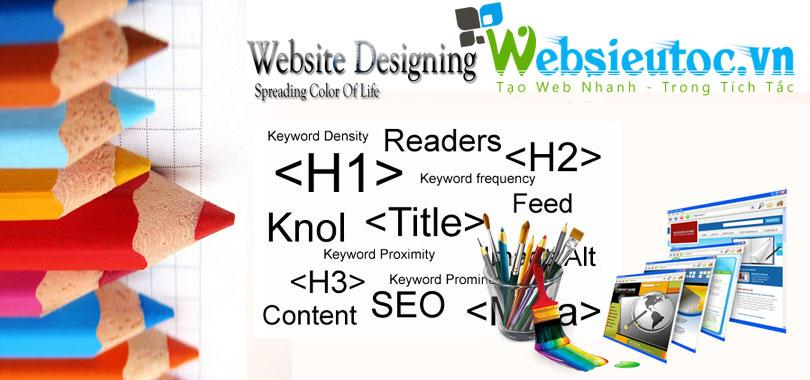 Thiết kế web đẹp